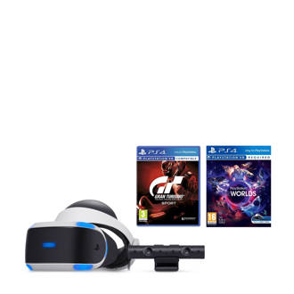 PlayStation 4 VR Gran Turismo Sport bundel