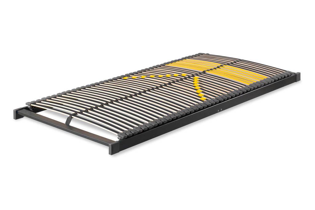 Beter Bed lattenbodem Bossflex 600 vast, Antraciet/geel