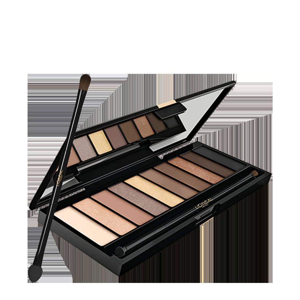 L'Oréal Paris Color Riche La Palette Nude oogschaduw - 001 beige, Beige