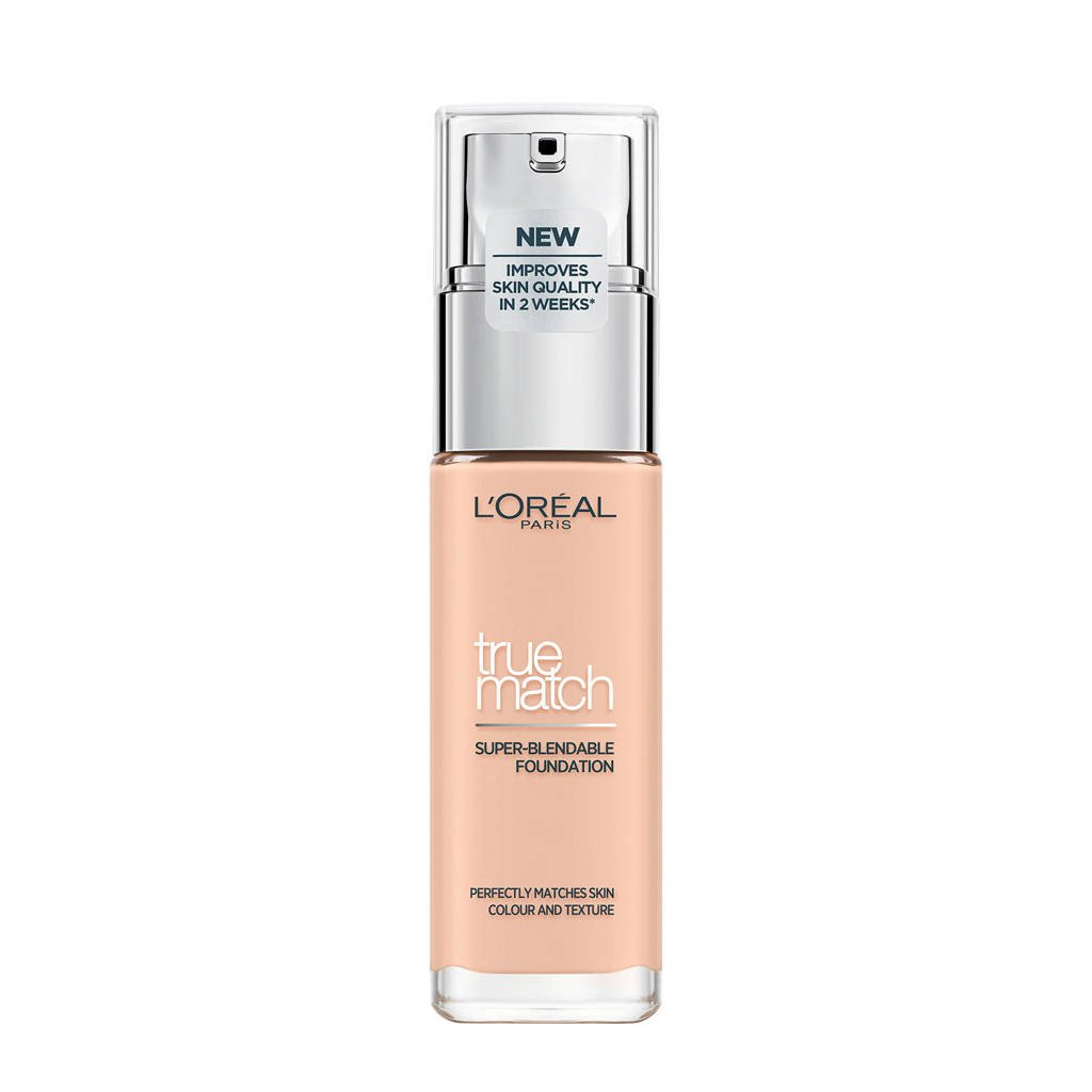 L'Oréal Paris True Match Foundation- 1.R/1.C Rose Ivory, 1R/1C Rose Ivory
