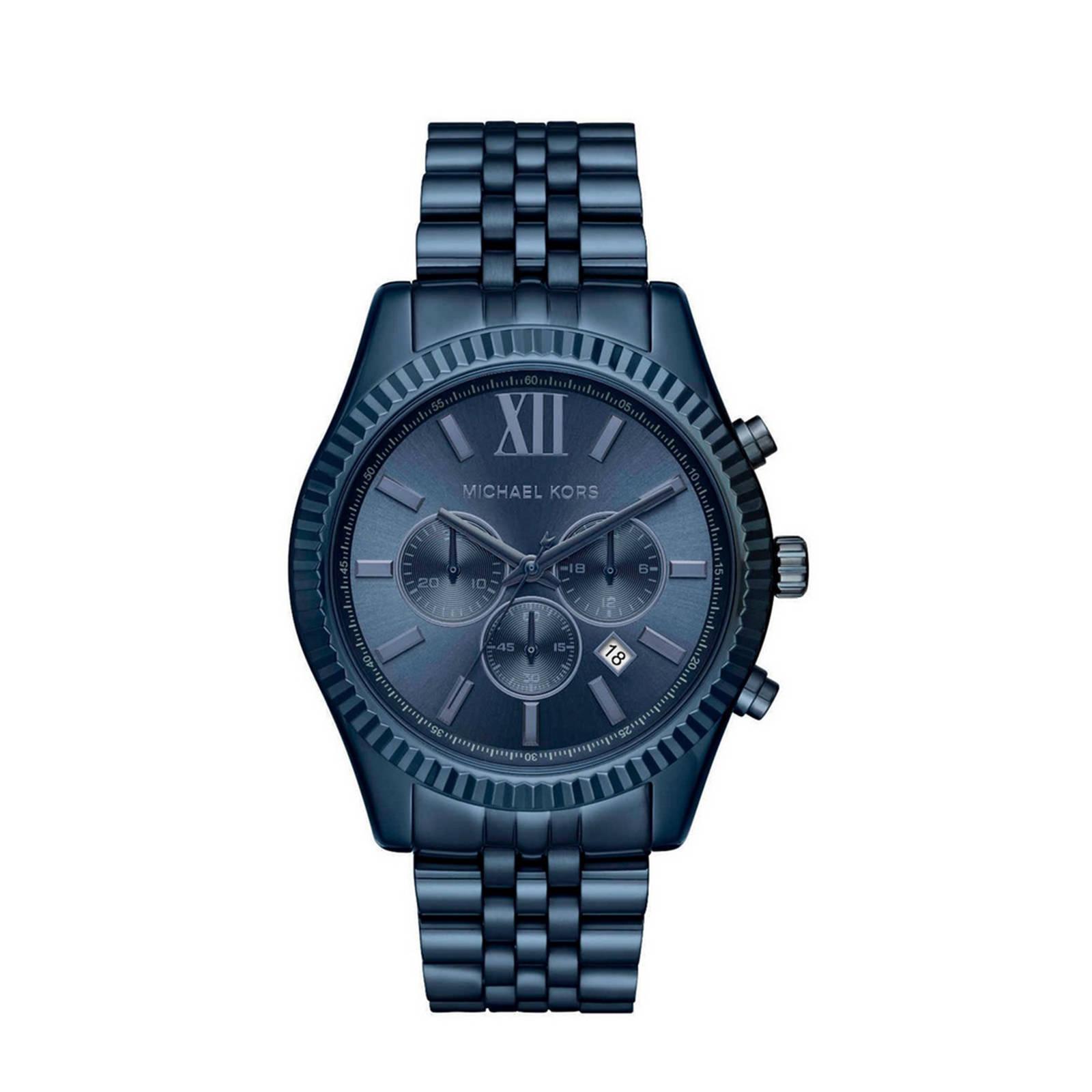 Michael Kors Lexington horloge MK8480 | wehkamp