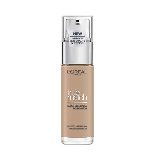 L'Or??al Paris True Match Foundation- 4.N Beige