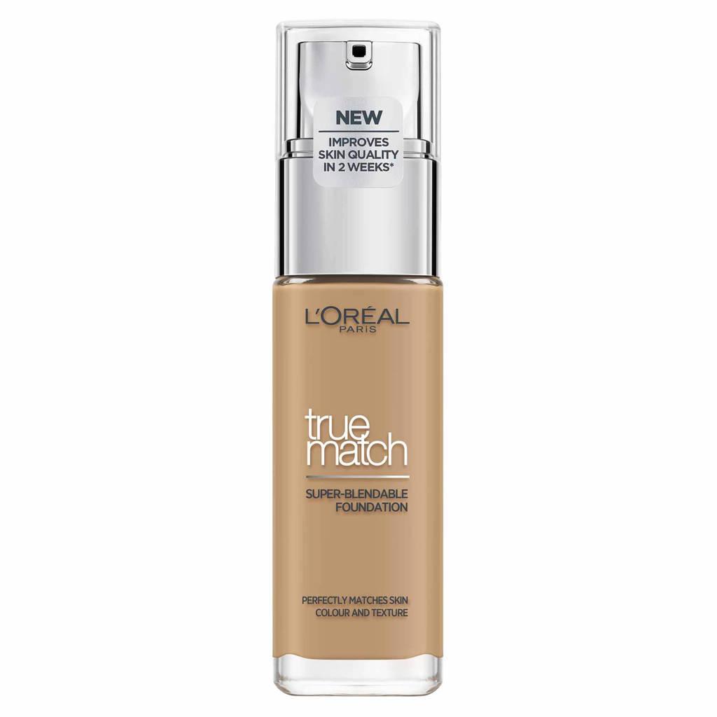 L'Oréal Paris True Match Foundation - 6.N Honey, 6N Honey