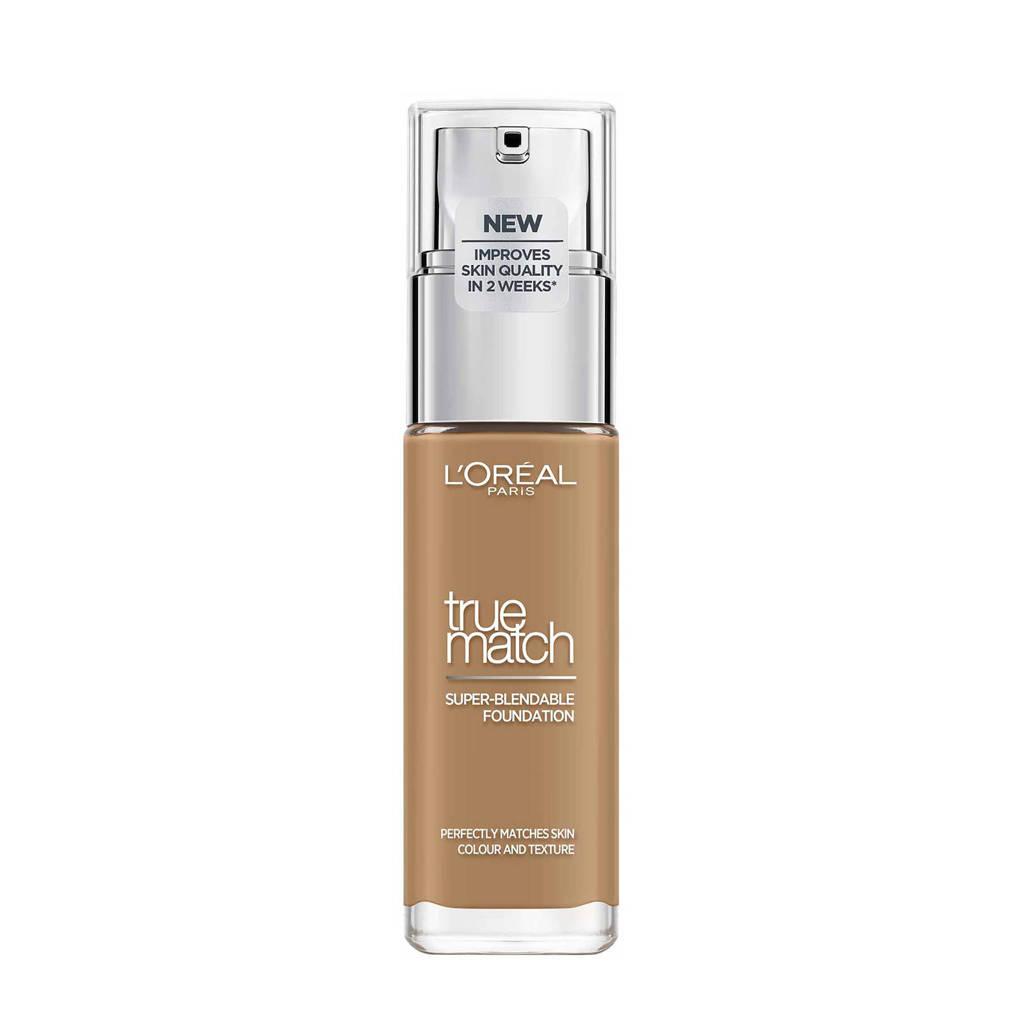 L'Oréal Paris True Match Foundation - 8.D/8.W Golden Cappuccino, 8D/8W Golden Cappuccino