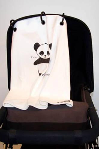 Panda beschermdoek