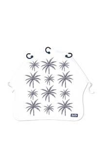 Kurtis Palm Trees beschermdoek blauw
