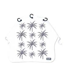 Palm Trees beschermdoek blauw