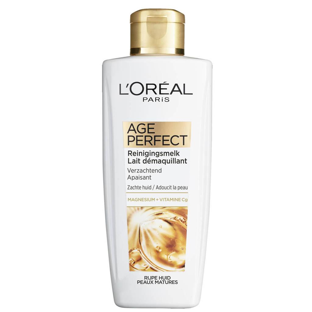 L'Oréal Paris Skin Expert Age Perfect reinigingsmelk