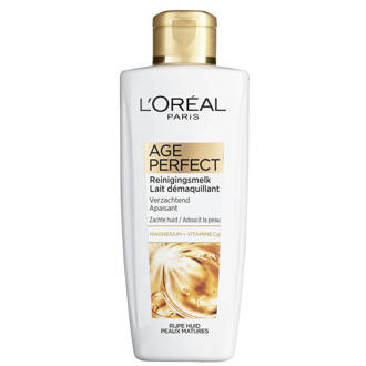 Skin Expert Age Perfect reinigingsmelk