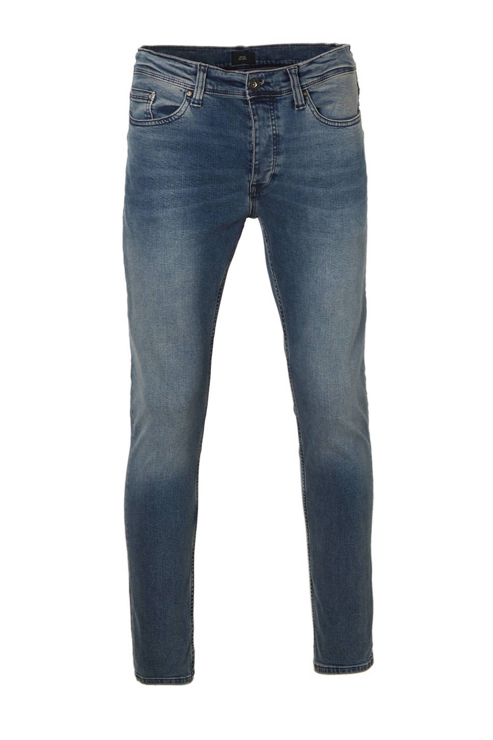 River Island slim fit jeans Dylan, Blauw