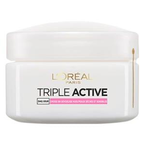 Triple Active dagcrème - droge / gevoelige huid