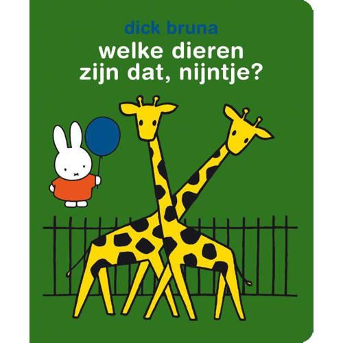 Stickerboek Welke Dieren Zijn Dat,Nijntje?