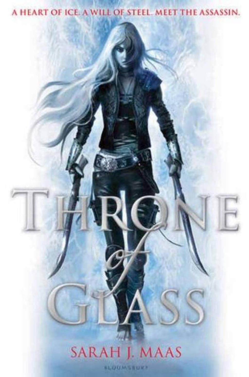 Throne of Glass - Maas, Sarah J