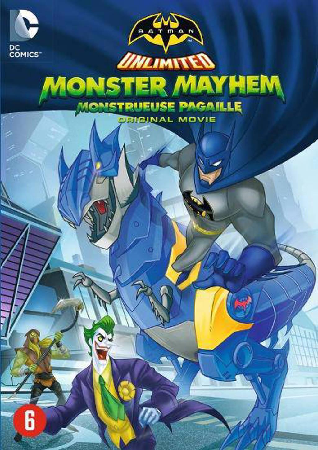 Batman unlimited - Monster chaos (DVD)