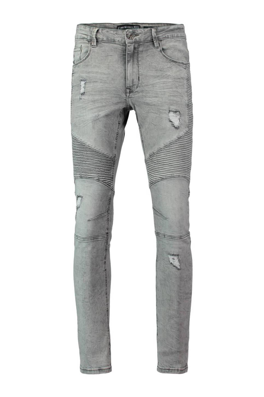 CoolCat skinny fit jeans, Grijs