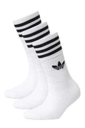 sokken -set van 3 wit