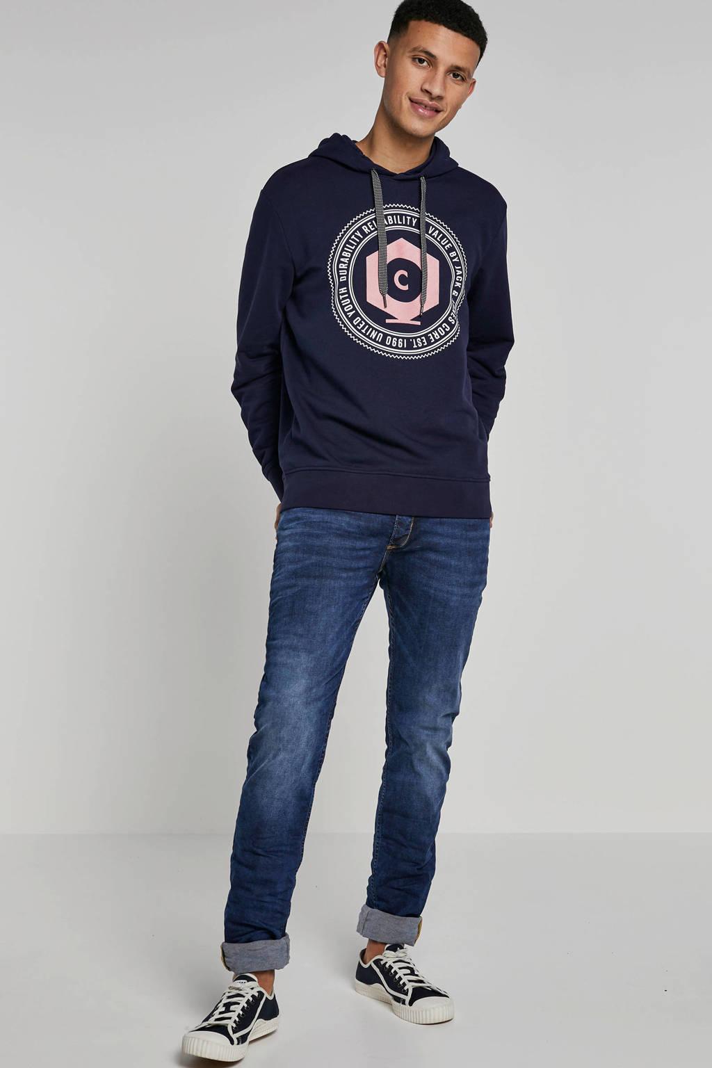 WE Fashion Blue Ridge slim fit jeans, Used denim
