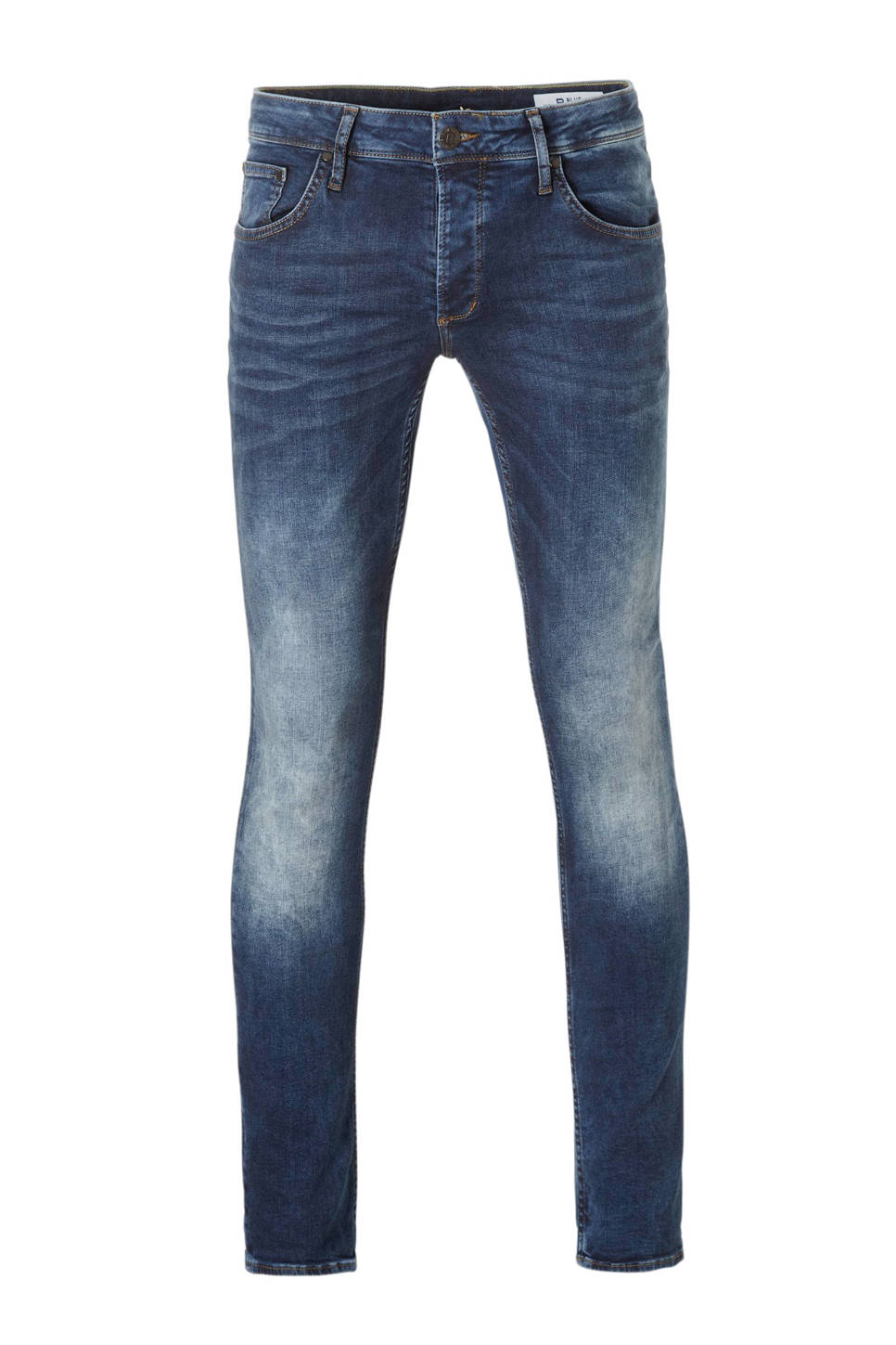 WE Fashion Blue Ridge slim fit jeans, Used denim