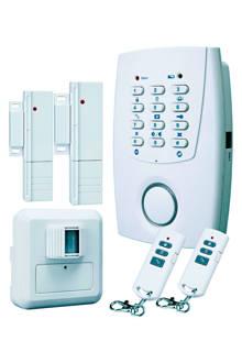 HA32S vrijstaand draadloos alarmsysteem