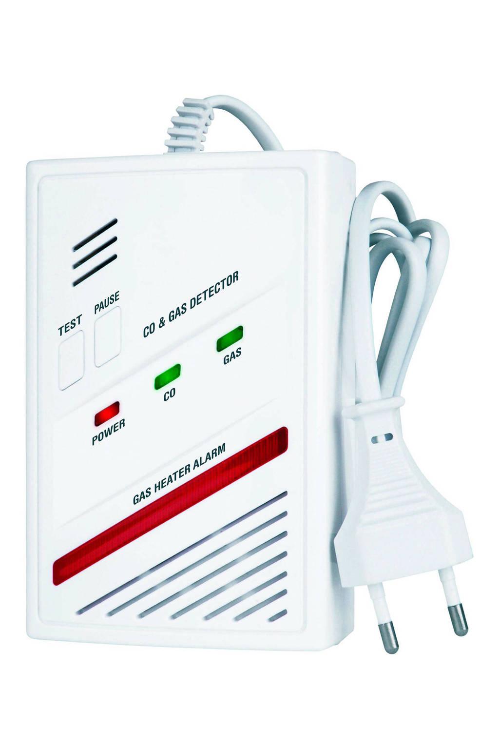 Smartwares RM337 gas- en koolmonoxidemelder