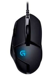 G402 Hyperion Fury FPS gaming muis