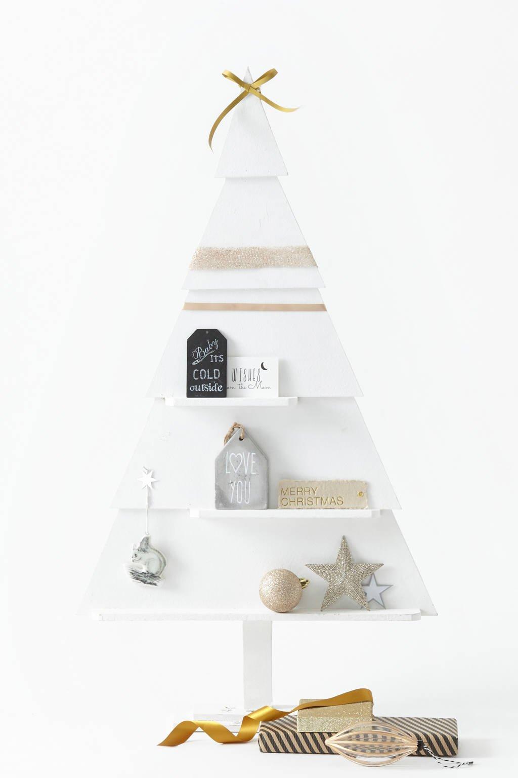 Kaemingk Houten Kerstboom Display Wehkamp