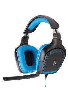 G430 gaming headset (PC)