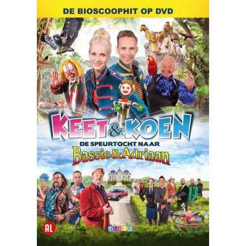 Keet en Koen en de speurtocht naar Bassie en Adriaan (DVD) kopen