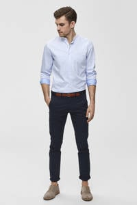 SELECTED HOMME slim fit chino, Donkerblauw