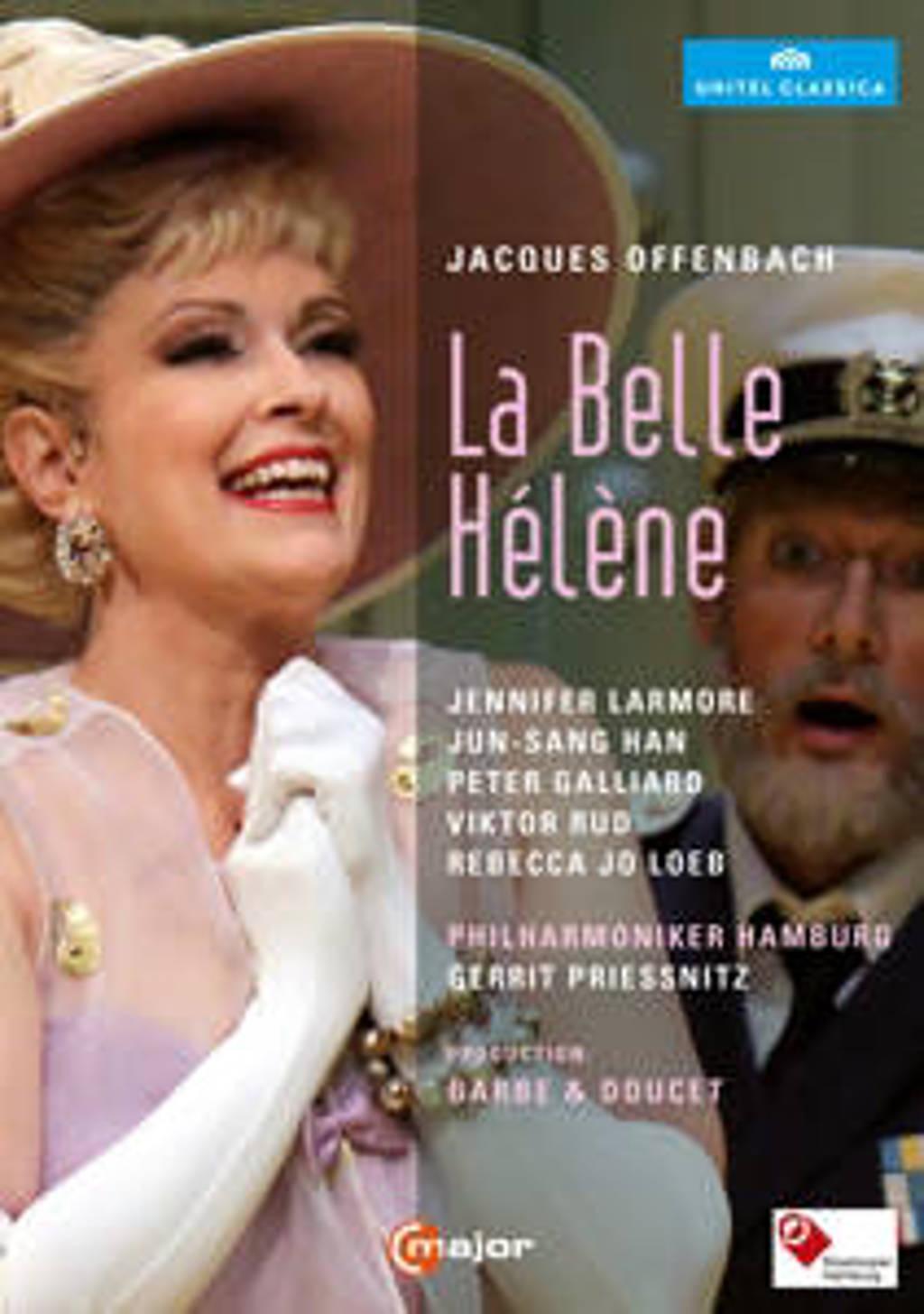 Larmore,Galliard,Rud,Loeb - La Belle Helene, Hamburg 2014 (DVD)