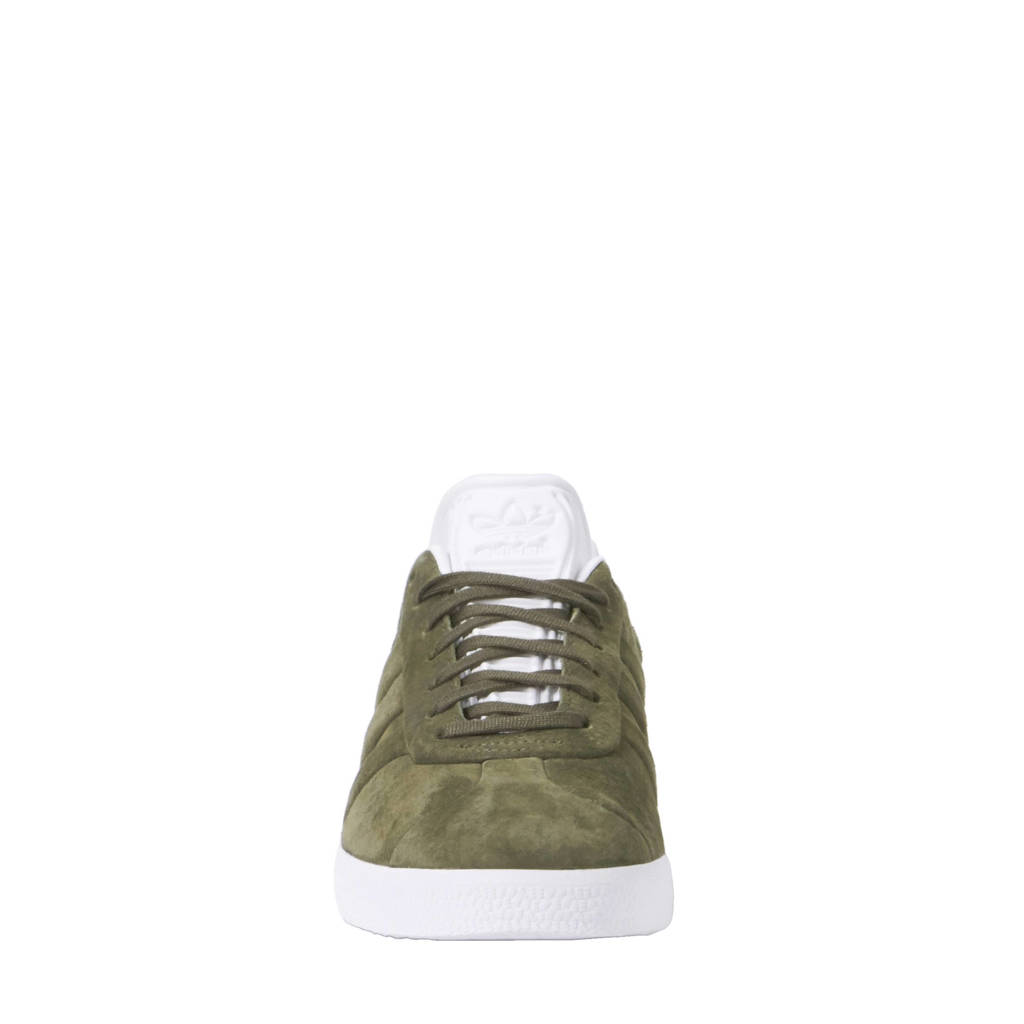 official photos 735df d93de adidas originals Gazelle Stitch And Turn sneakers, mosgroenwit
