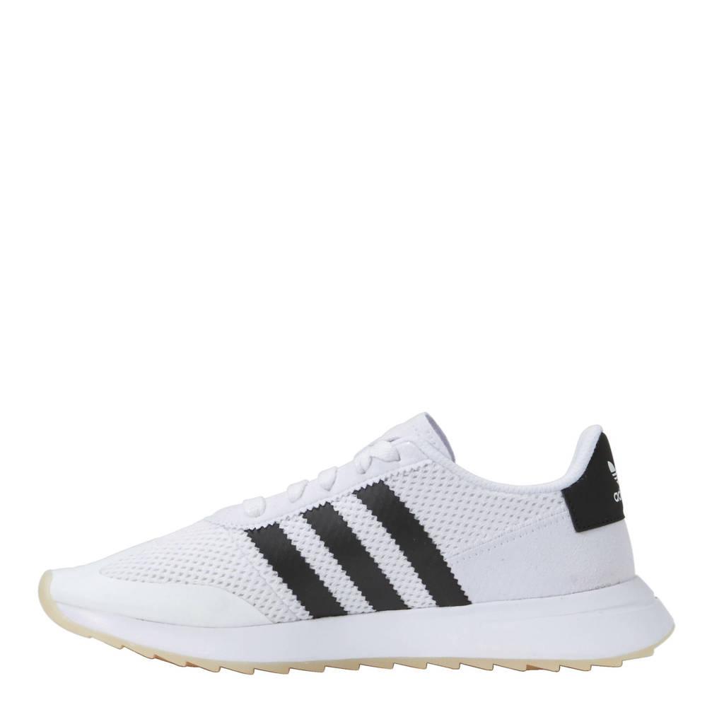 reputable site 494a4 4796b adidas originals Flashback W sneakers, Witzwart