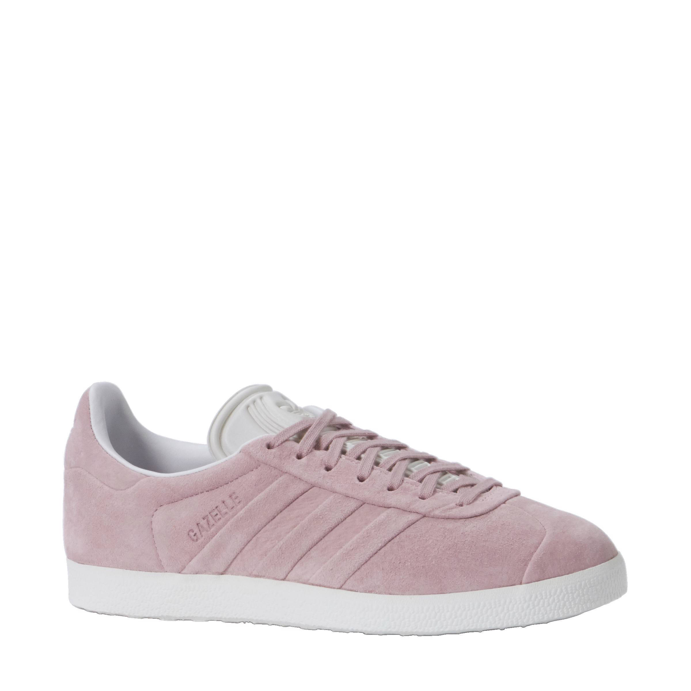 adidas originals gazelle wit