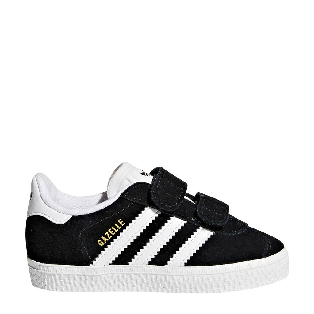 adidas Originals Gazelle CF I sneakers zwart/wit, Zwart/wit