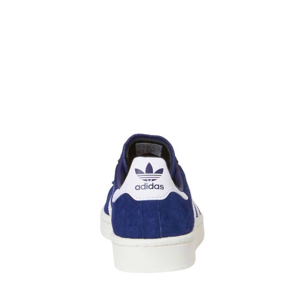 Adidas Originals Campus Sneakers Suède Marine FwSFAxXg
