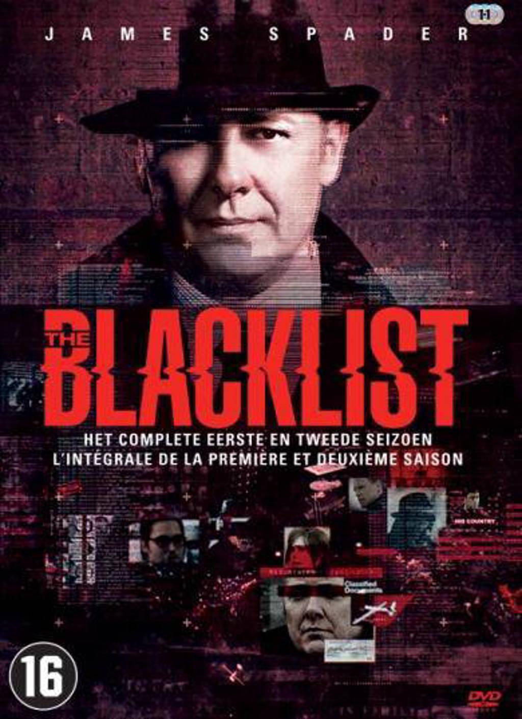 Blacklist - Seizoen 1 & 2 (DVD)