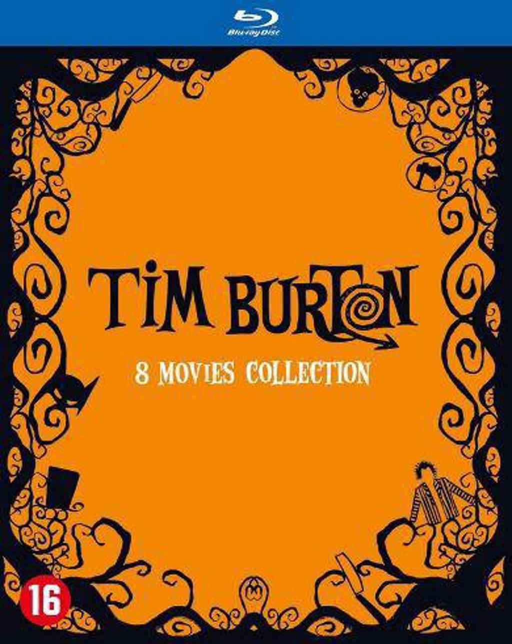 Tim Burton collection (Blu-ray)