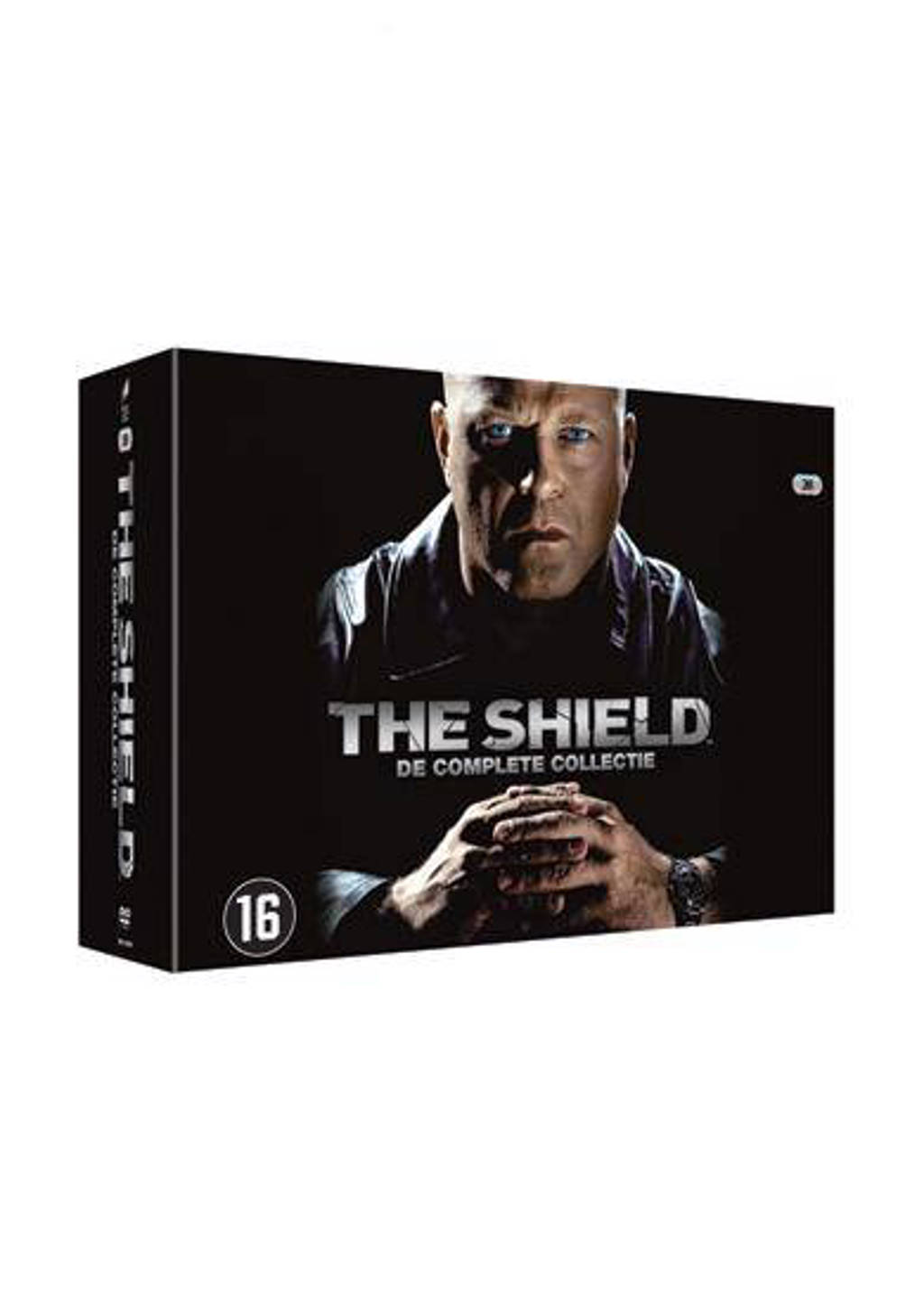 Shield - Complete collection (DVD)