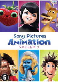 Sony pictures animation vol. 2 (DVD)