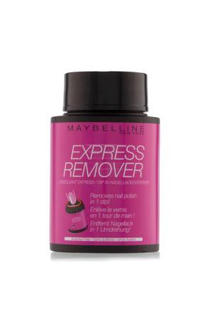 Express nagellak remover