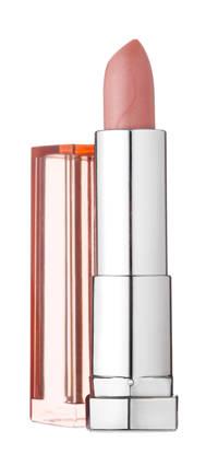 Maybelline New York Color Sensational Nudes - 842 Rosewood Pearl lippenstift, Roze