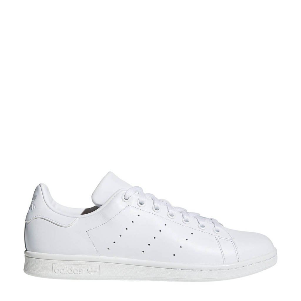 be54d121e30 adidas originals Stan Smith leren sneakers | wehkamp