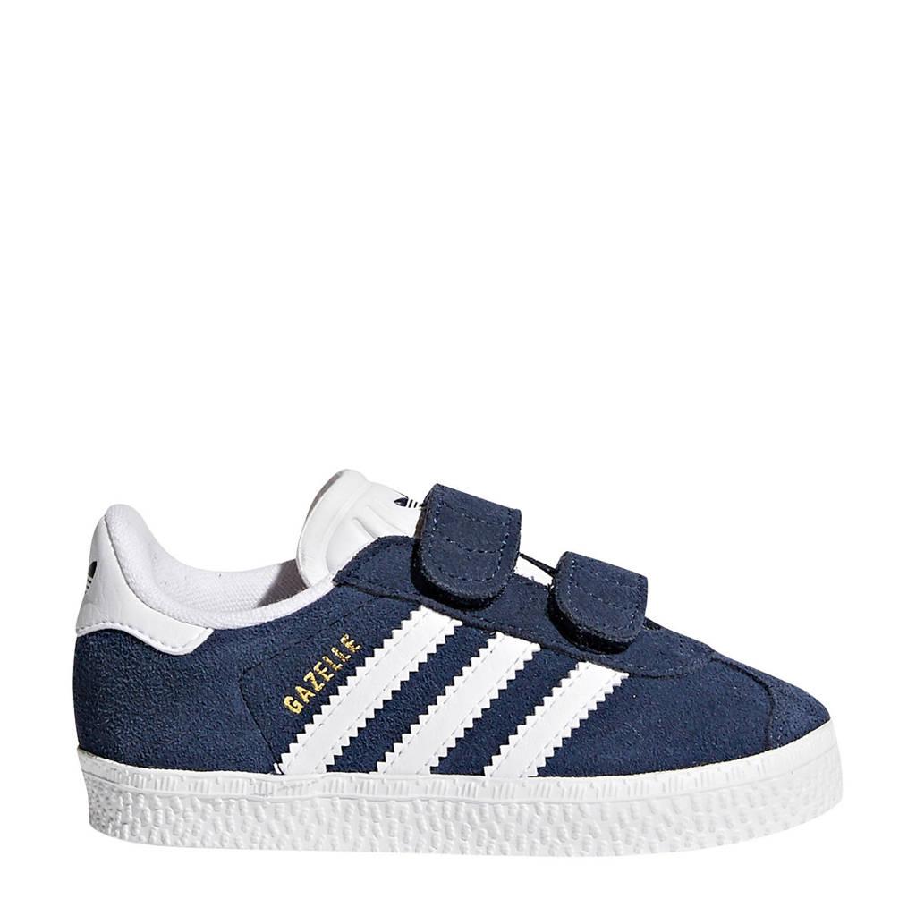 adidas Originals Gazelle CF I sneakers donkerblauw/wit, Donkerblauw/wit