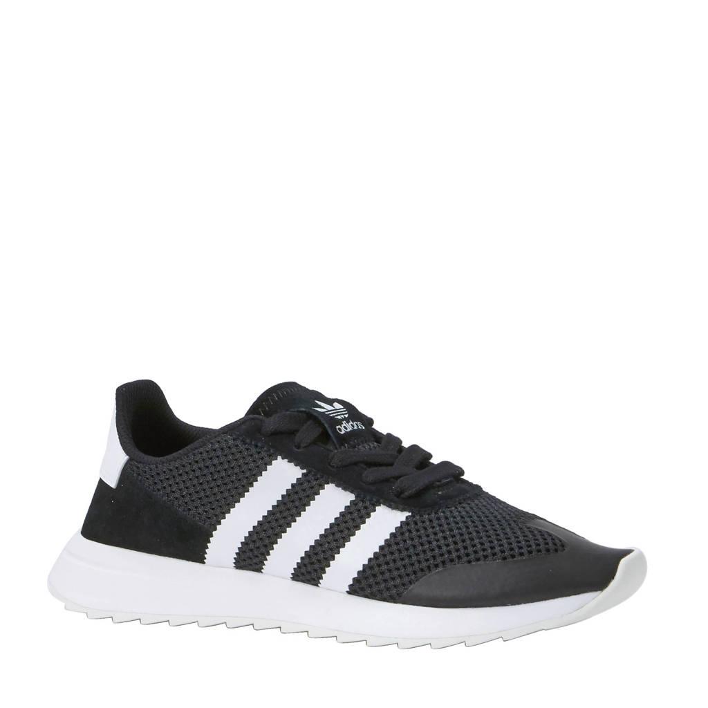 f223083ed32 adidas originals Flashback W sneakers, Zwart/wit