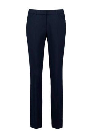 pantalon Xam regular fit donkerblauw