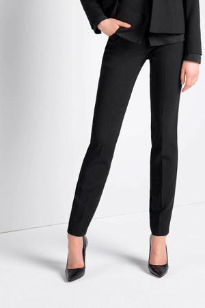 pantalon Xeno regular fit zwart