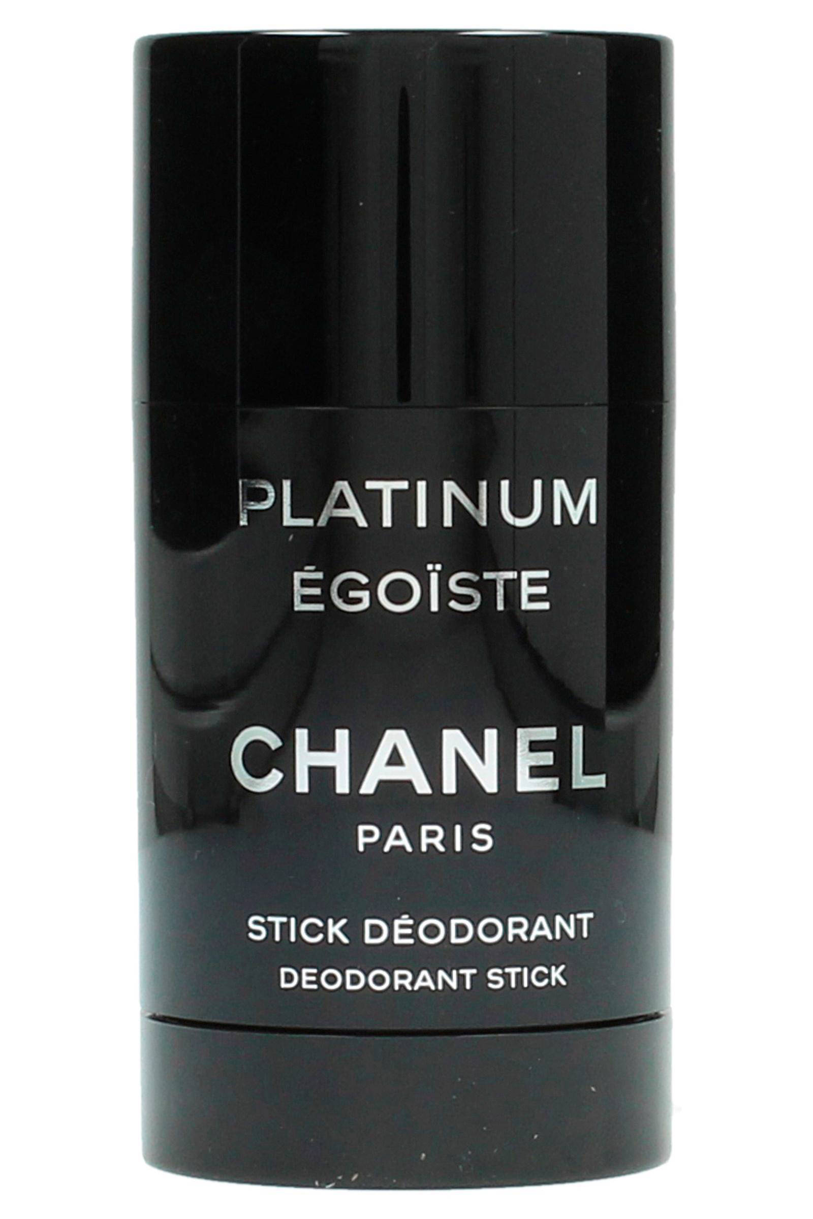 Chanel Egoïste Platinum deodorant stick - 75 ml