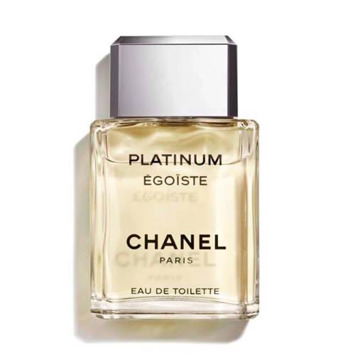 Chanel Egoiste Platinum Pour Homme Eau De Toilette Vapo 50ml