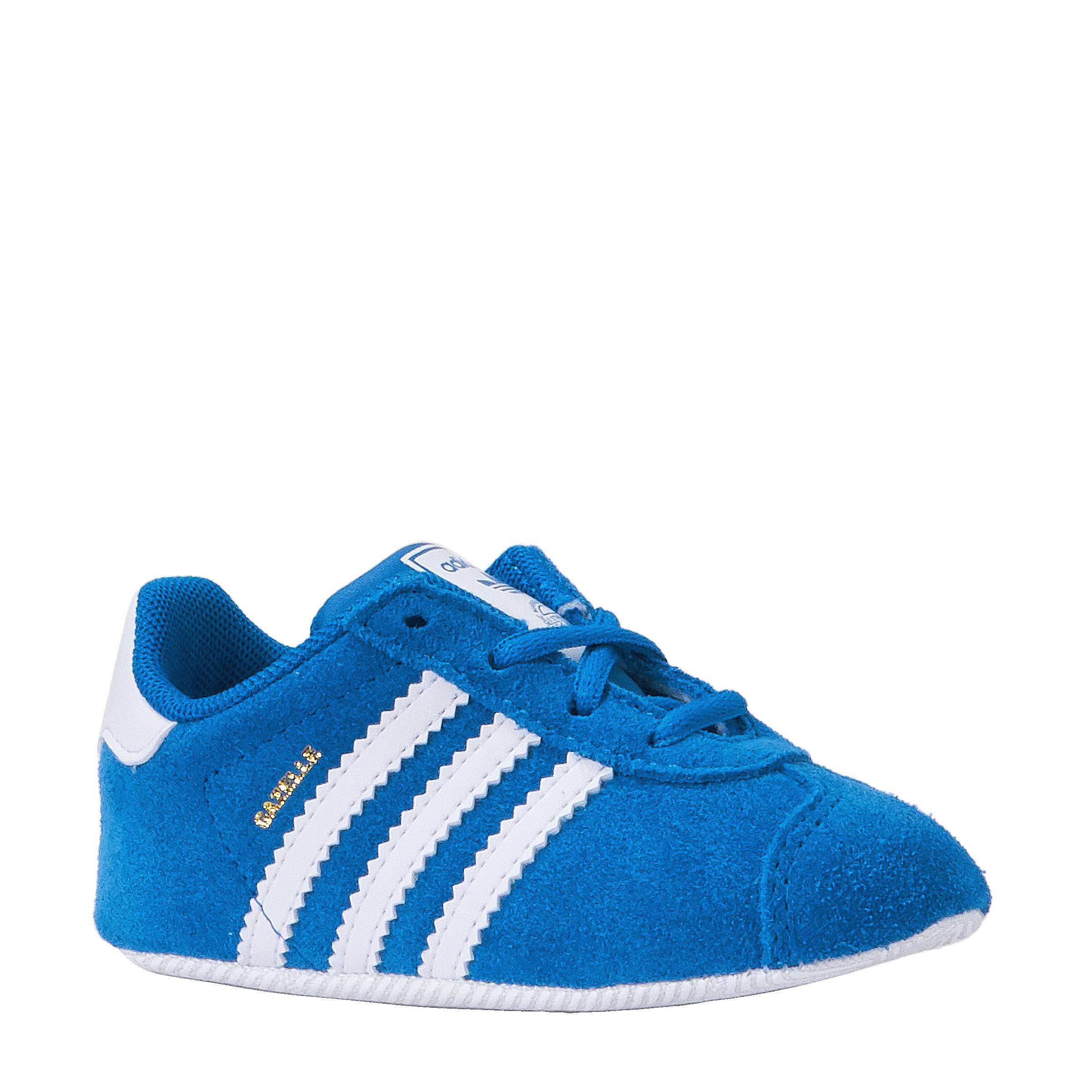 Sneakers Originals Adidas Gazelle Grey Blauwwit r5rOqn