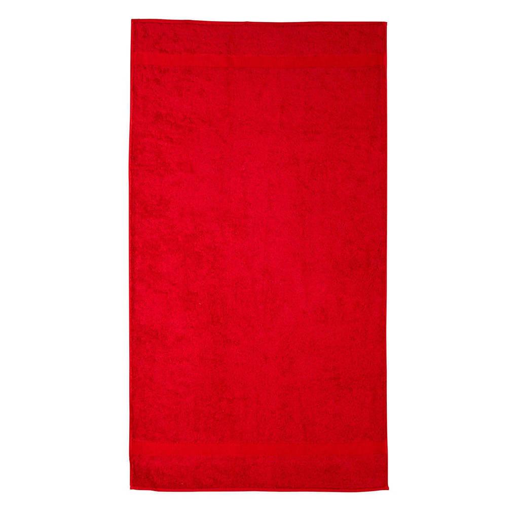 Vandyck badlaken (68x127 cm), Rood